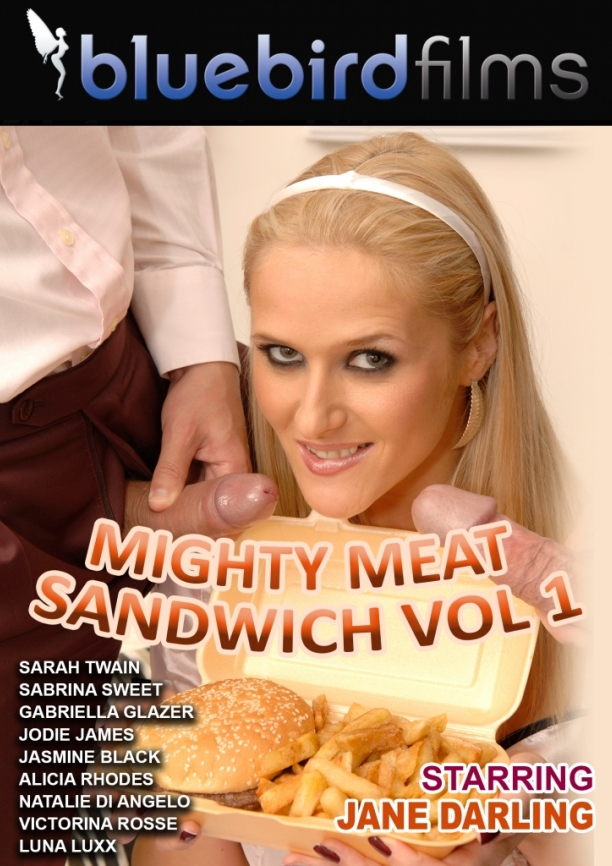 mighty meat sandwich vol 1
