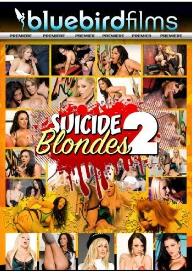 suicide blondes vol2