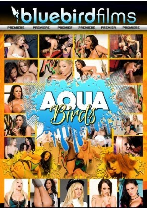 aqua birds