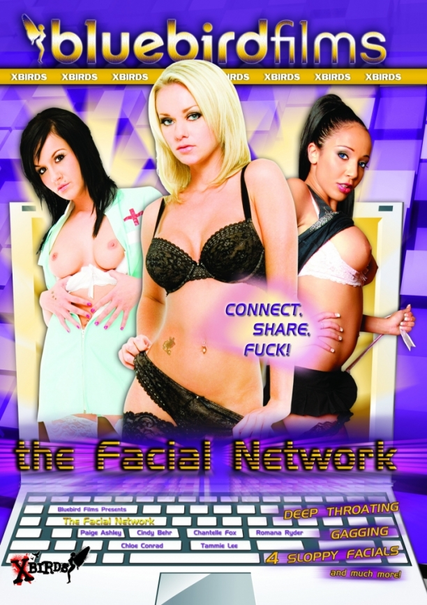 the facial network