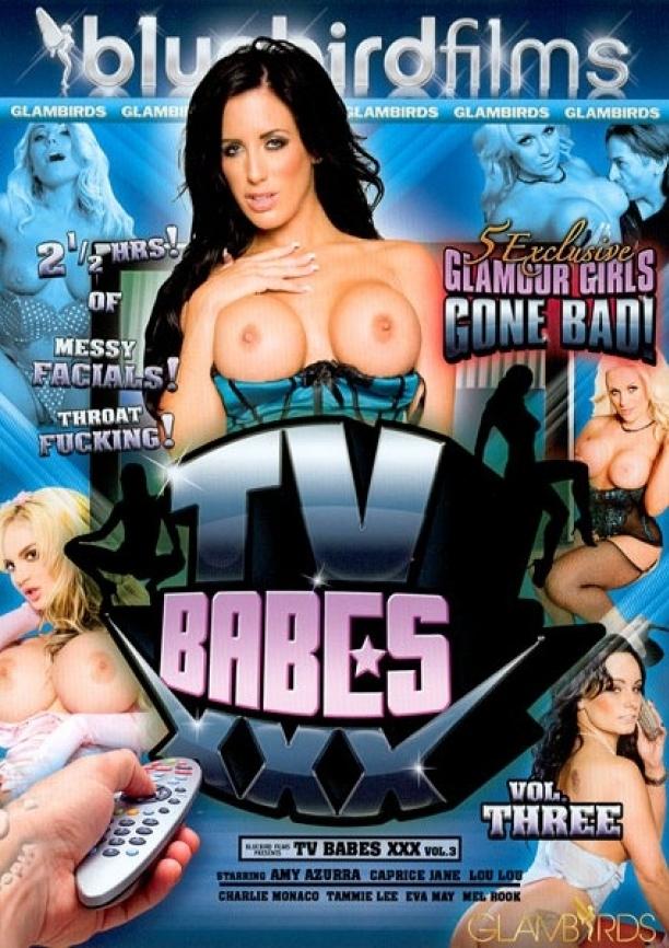 TV babes XXX vol 03