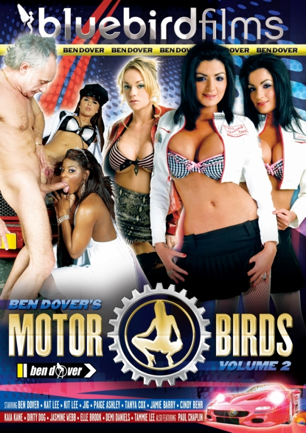 ben dovers motorbirds vol 2
