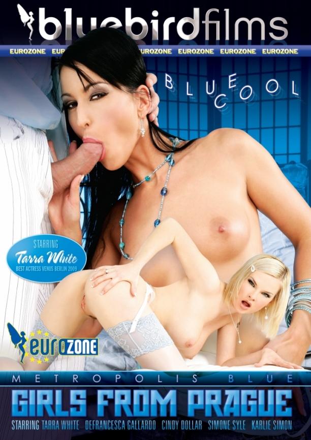 girls from prague: metropolis blue