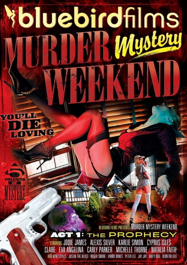 murder mystery weekend act 1: the prophecy