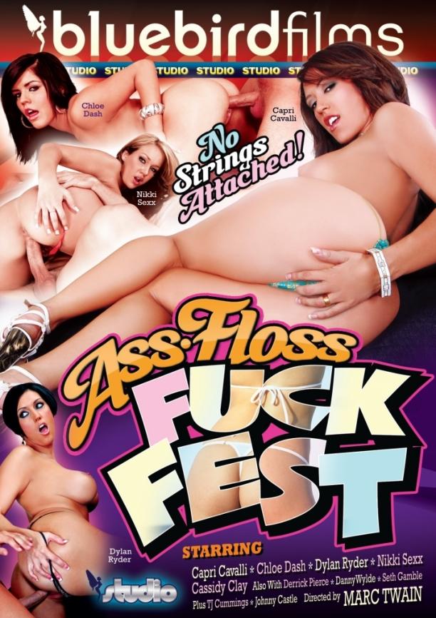 ass floss fuck fest