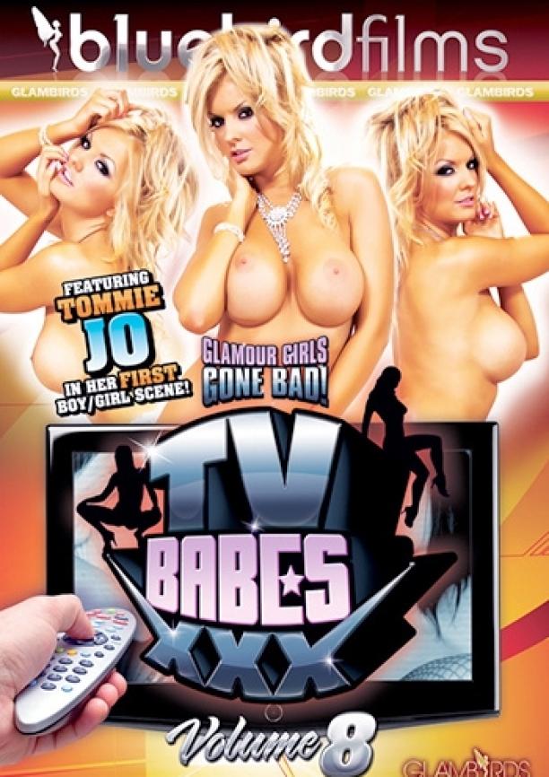 TV babes XXX vol 08 tommie jo