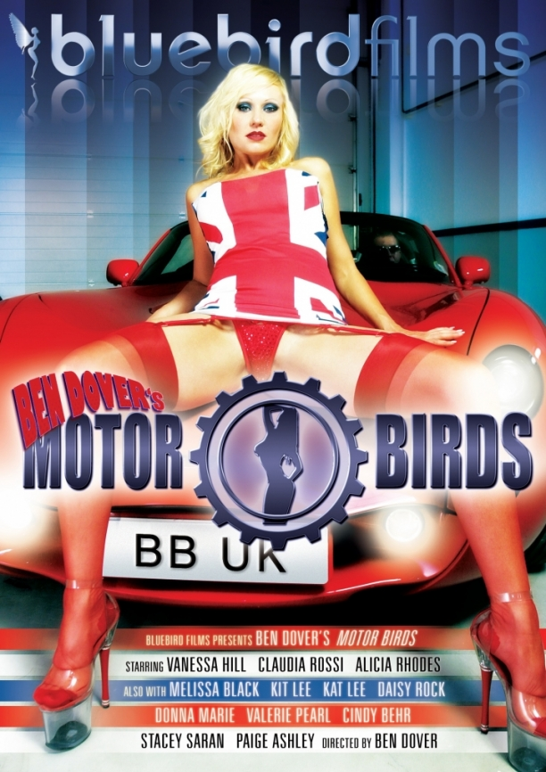 ben dovers motorbirds vol 1