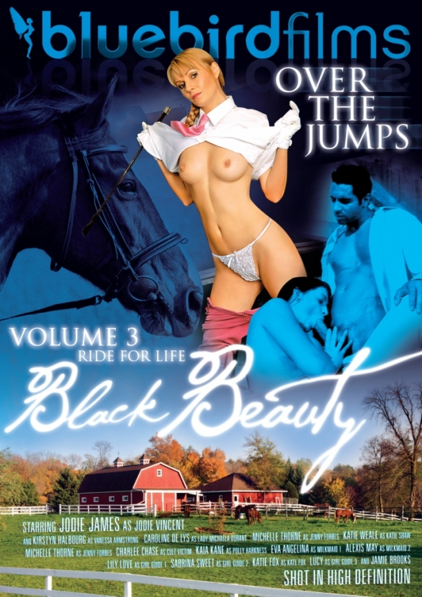 black beauty vol 3