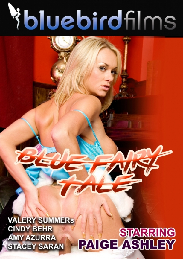 blue fairy tale